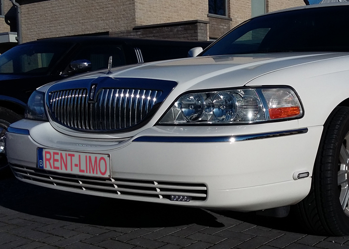 Witte Lincoln